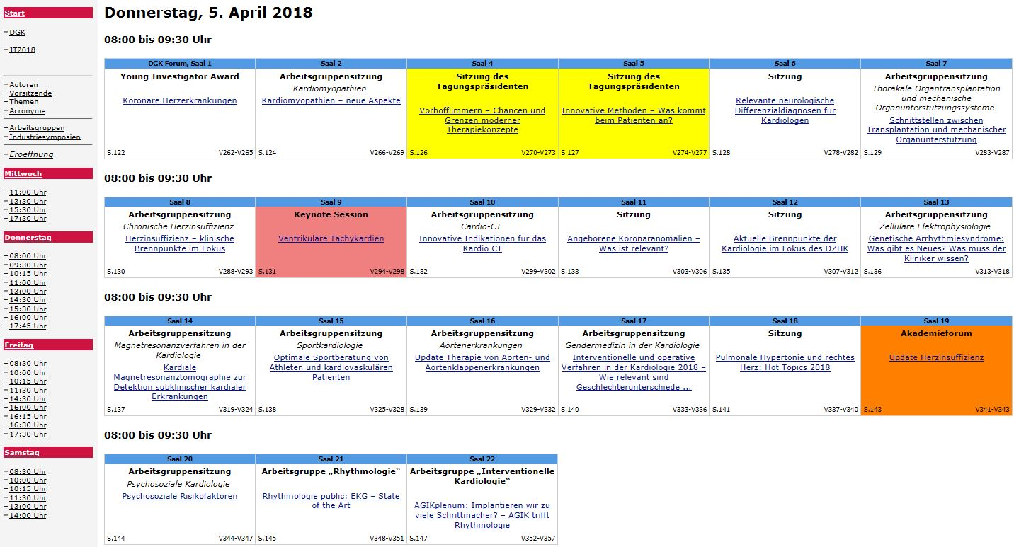 DGK-FT2017-Programm